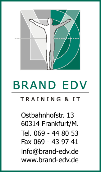 BRAND EDV-Training & IT