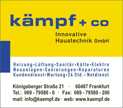 Kämpf + Co Innovative Haustechnik GmbH